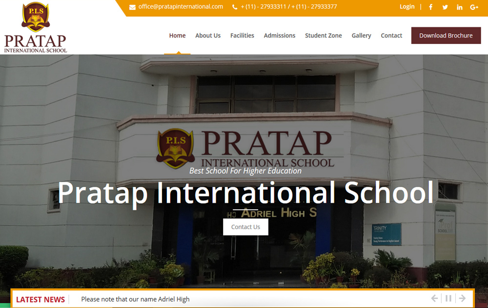 Pratap International School